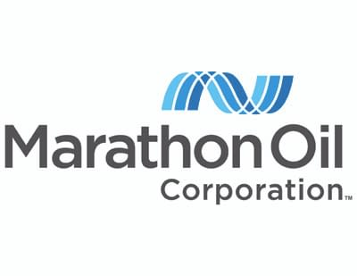 12 Marathon oil logo